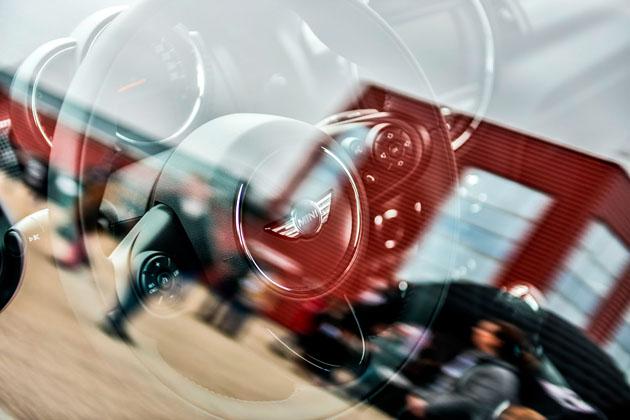 Journée 100 ans de BMW du groupe Patrick Metz