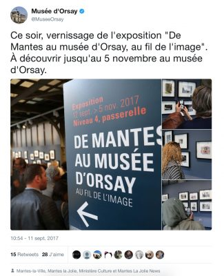 Vernissage_Exposition_Mantes_Musée_Orsay