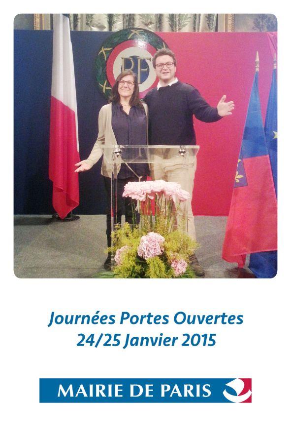 Journ es portes ouvertes la mairie de paris animation photo haut de gamme polaroid - Animation portes ouvertes ...