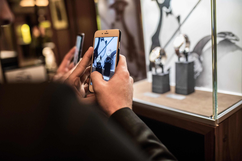 Reportage photo - Breitling