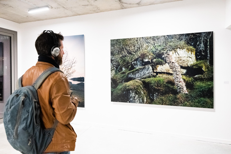 Reportage photo - Galerie Melanie Rio