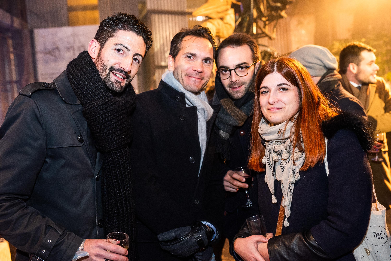 Reportage photo Celencia - Christmas Party