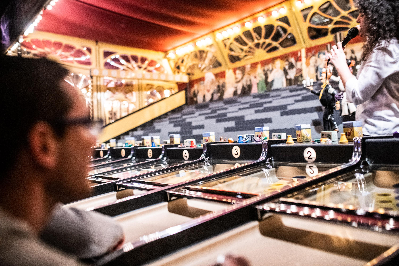 Reportage photo SNCF - Musée des Arts Forains