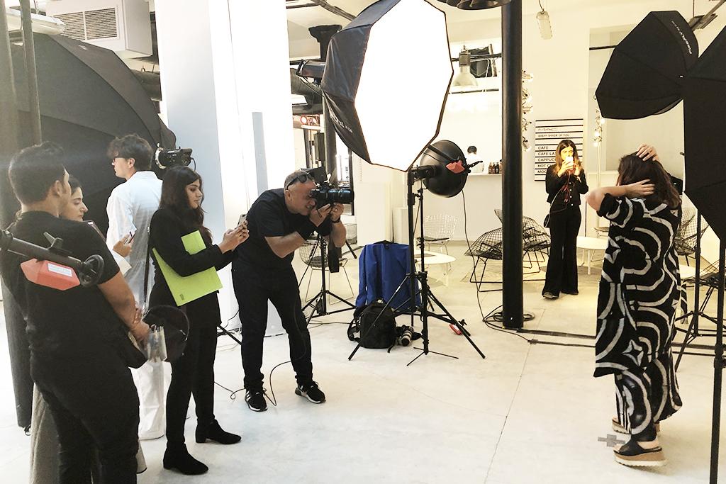 studio photo mode big-shot