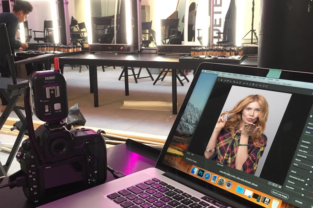 studio photo impression