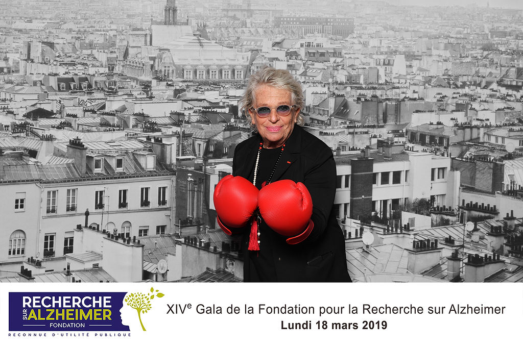 Gala Fondation Alzheimer - Photocall 2019
