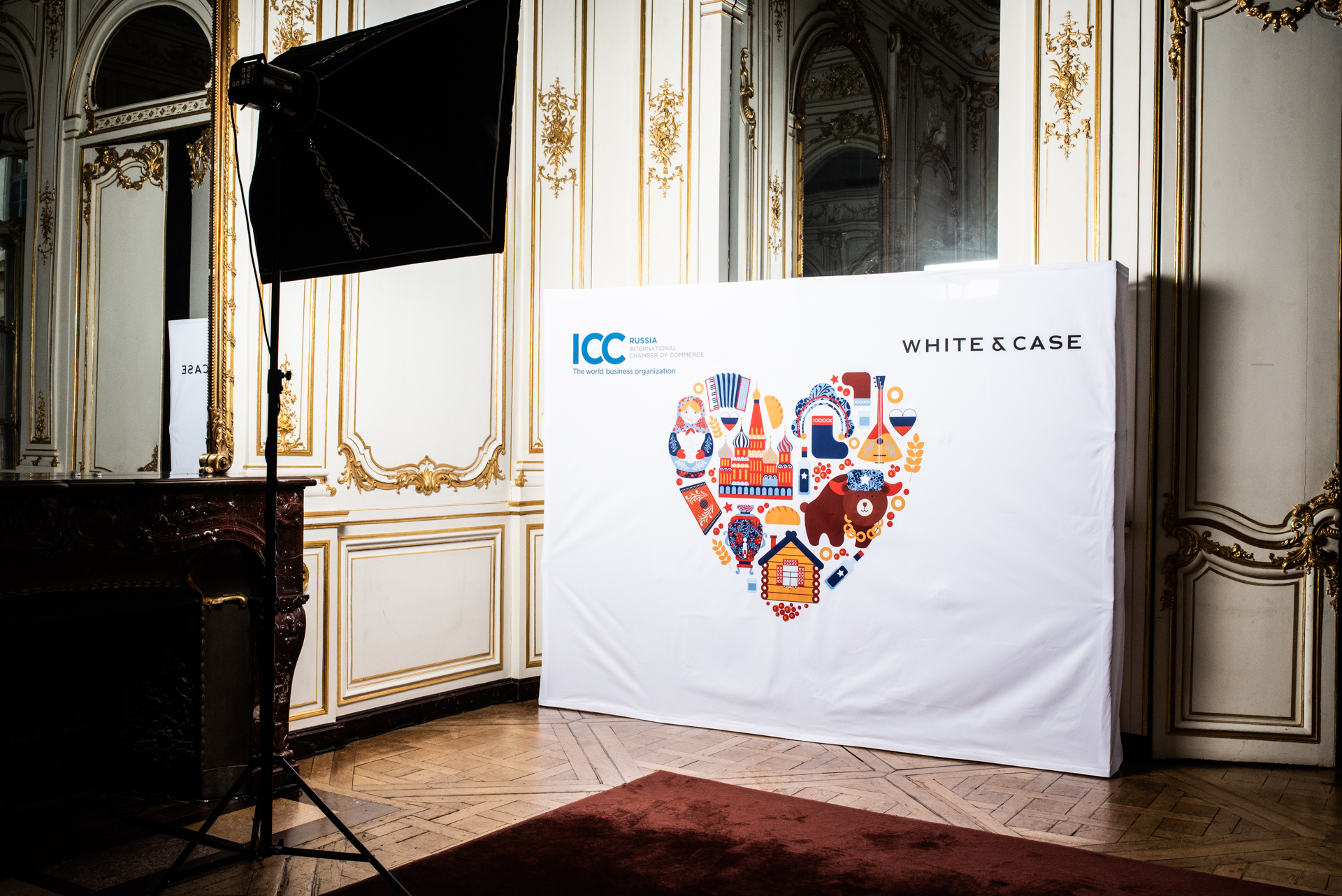 White & Case - Photocall