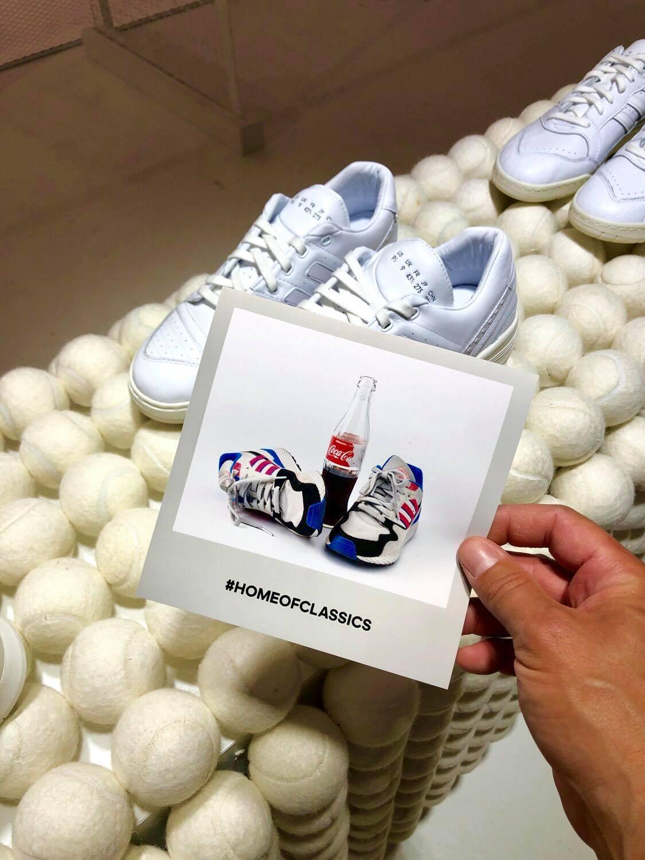 Home of classics // Adidas