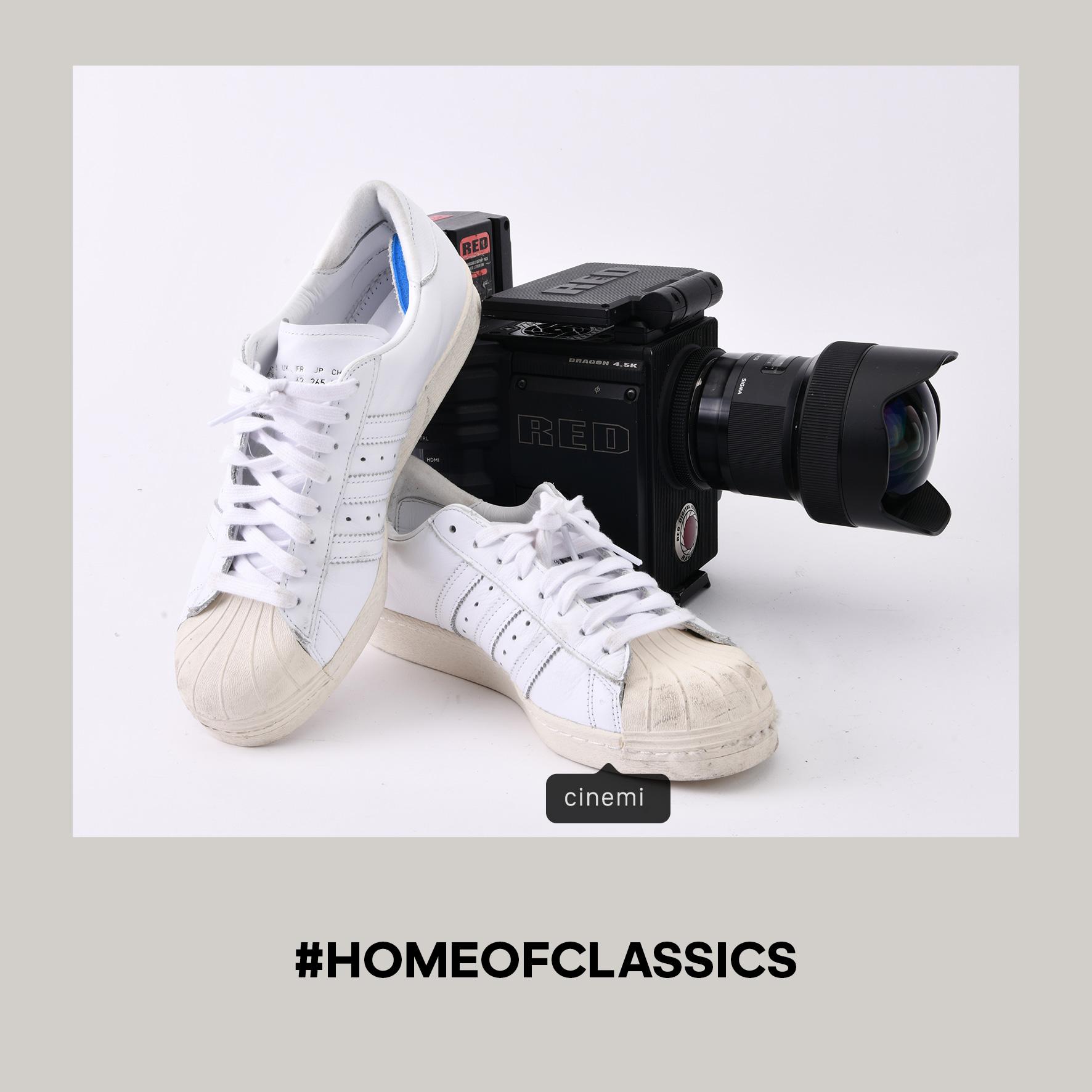 Packshot Adidas - BIG SHOT